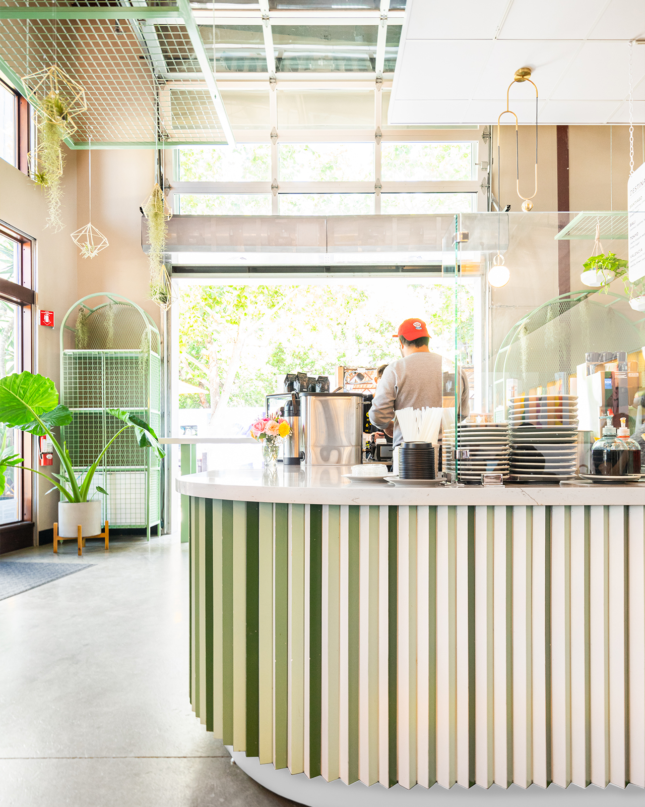 Voyager Craft Coffee: The Square
