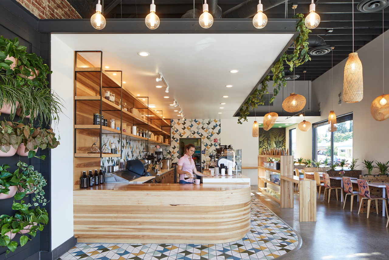 Voyager Craft Coffee:<br>The Alameda